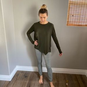 NWT Lululemon size 8 sweetest day LS top